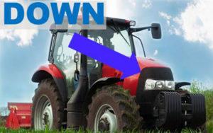 農業機械費ダウン